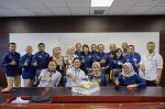Rayakan HUT Riau Pos, Grand Elite Hotel Adakan Kunjungan