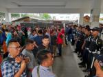 Tolak Relokasi, Ratusan Pedagang Lakukan Demonstrasi di Depan STC
