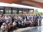 KONI Riau Dapat Bantuan Bus dari Agung Toyota