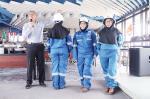 Chevron Luncurkan Hijab FRC