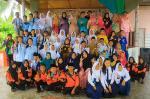 Ratusan Siswa Meriahkan Bulan Bahasa dan Kenduri Puisi  XII