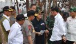 Kunjungi Lokasi Karhutla, Presiden Tekankan Pentingnya Aspek Pencegahan Karhutla