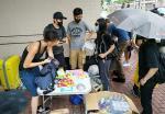 Demonstran Hongkong Sembunyikan Identitas karena Tak Ingin Dipecat