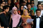 Kasus Ikan Asin Segera Disidangkan, Fairuz Siap Bersaksi