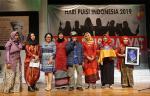 SCB: Penyair Perempuan Harus Lebih Hebat
