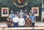 Anies BaswedanTerima Usulan PWI Pusat, Jakarta Tuan Rumah HPN 2021
