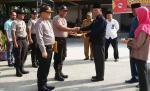 FKUB Berikan Piagam Penghargaan Kepada Polsek Batang Gansal