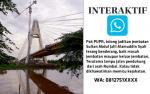 Jadikan Jembatan Alamuddin Terang