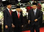 Senin Pagi Jokowi dan Abah Kenalkan Kabinet Baru, Ini Komposisinya