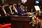 Jokowi Umumkan Pemindahan Ibu Kota ke Pulau Kalimantan