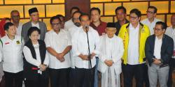 Resmi, TKN Umumkan Kemenangan Jokowi