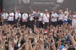 Ini Harapan Jokowi Setelah MRT Diresmikan