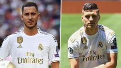 Kedatangan Hazard dan Jovic Gairahkan Madrid