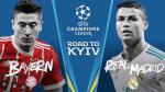 Panggung Lewandowski dan Ronaldo