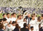Real Madrid Raih Gelar Ke-34 La Liga