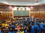 Demo soal Asap, Mahasiswa Duduki DPRD Riau