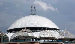 Ustad Abdul Somad Akan Hadiri Peresmian Masjid Kubah Terbesar di Indonesia