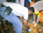 Setelah Otopsi di Pekanbaru, Mayat Bayi Dikebumikan di Hulu Kuantan