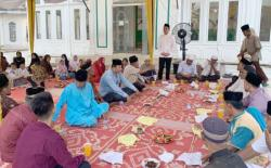 PD Pemuda Muhammadiyah Buka Bersama dan Santuni Yatim
