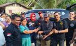 Pajero Sport Familly Bantu Korban Banjir Bandang Kuansing