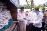 Pemko Pekanbaru Bagikan Paket Bantuan Pangan Tahap III