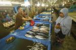 Omzet Penjualan Ikan Laut Turun 30 Persen