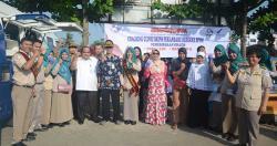 Stasiun KIPM Pekanbaru dan BPPOM Coaching Clinic di Pasar Arengka