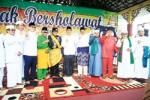 Keluarga Sultan Malaysia Hadiri Haul Akbar Sultan Siak