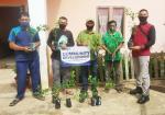 RAPP Bantu Ribuan Bibit ke Desa Rambahan dan Koto Inuman, Kuansing