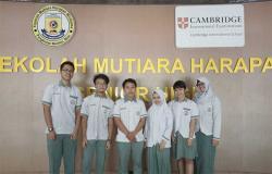Membanggakan, SMA Mutiara Harapan Pangkalan Kerinci Raih Nilai Tertinggi UN Se-Riau