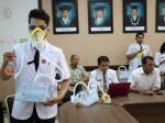 Korban Kabut Asap Karhutla Tetap Bisa Hirup Udara Segar