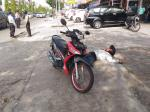Begini Kronologis Pria Tergeletak di Pinggir Jalan Tuanku Tambusai