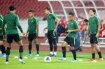 Timnas Indonesia Libur, Timnas Thailand Latihan Tertutup