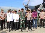 Kapolri Tito dan Panglima TNI Kembali Berkantor di Papua