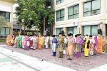 HUT Ke-69 Kampar, ASN Kenakan Pakaian Khas Melayu