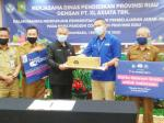 Bantu Pendidikan saat Pandemi, XL Serahkan 60 Ribu Kartu Perdana kepada Siswa di Riau