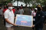 XL-BROL-BakamlaSalurkan 1.000 Paket Donasi untuk Nelayan Terdampak Corona