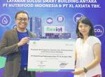 XL Axiata Sediakan Layanan Solusi Smart Building untuk Nutrifood