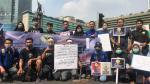Warga Riau di Jakarta Gelar Aksi Simpatik Asap