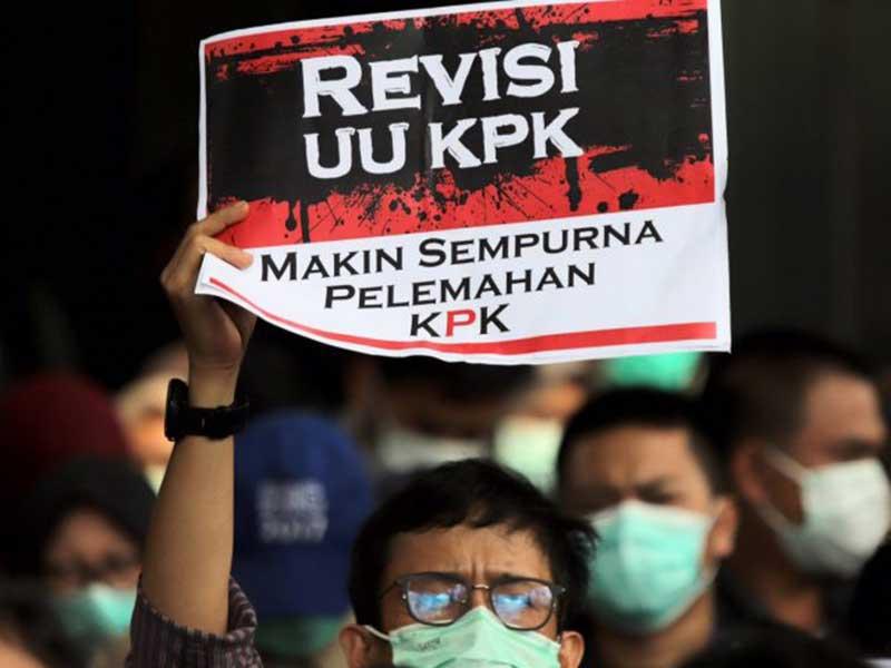 Capim KPK Sigit Danang Joyo Dukung Revisi Undang-undang