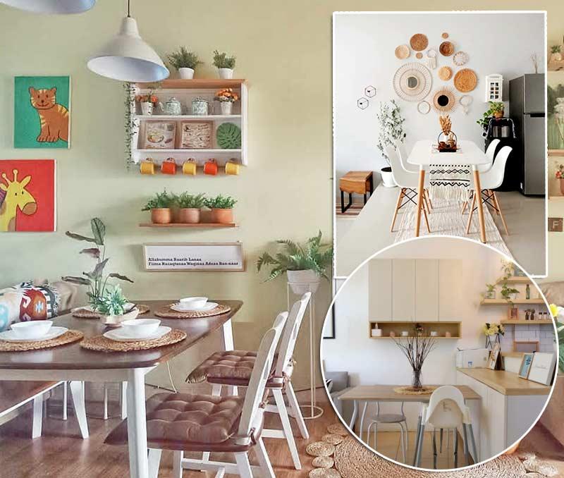 Inspirasi Ruang Makan yang Bikin Betah