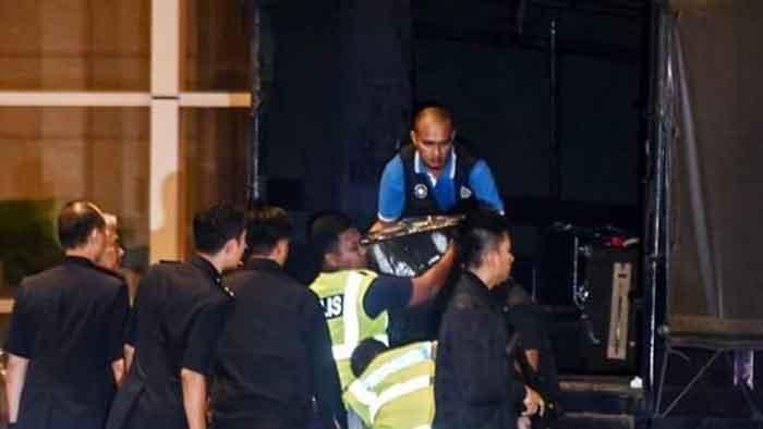 Geledah Kediaman Najib, Sejumlah Barang Mewah Disita Polisi Malaysia