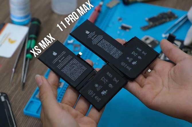 Baterai Trio Iphone 11 Tahan Lima Jam Lebih Lama
