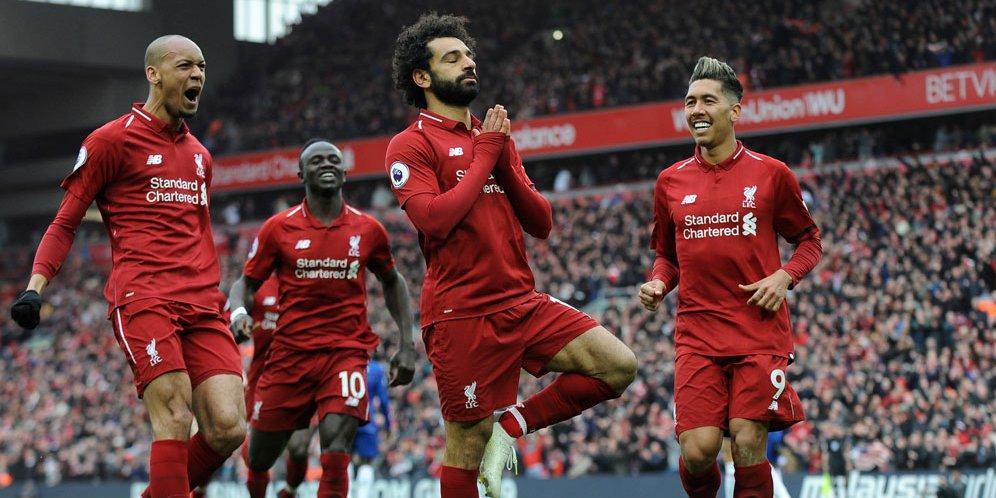 Dua Jam Setelah Dikudeta City, Liverpool Merebutnya Kembali