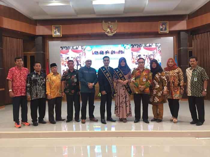 Koordinator UPT Kemendikbud Riau Resmi Tutup Pekan Hardiknas 2018
