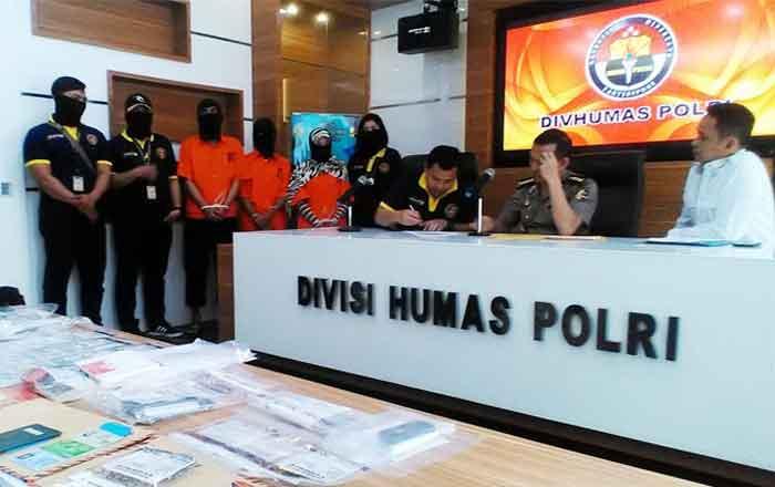 Pentolan Saracen Tidak Terbukti Sebarkan Ujaran Kebencian, Polisi Bilang Begini