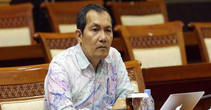 Saut KPK Sarankan Jokowi Bersikap Konsisten