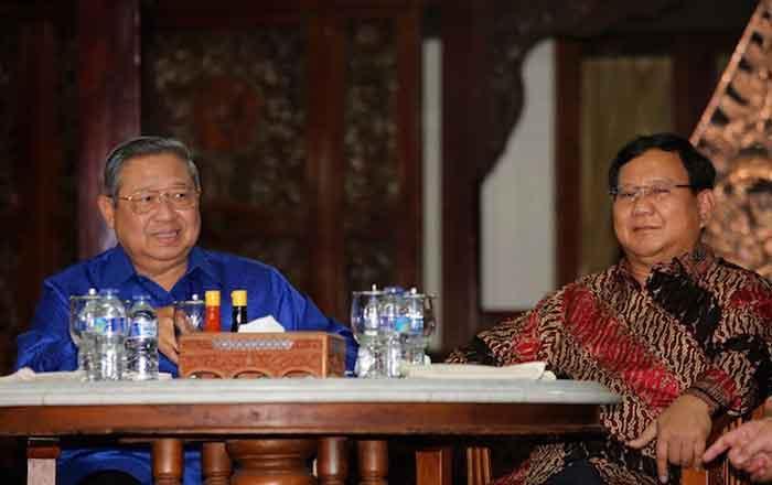 Siap-siap! Ada Kejutan dari Demokrat saat SBY dan Prabowo Bertemu