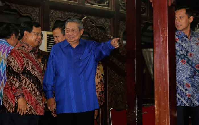 Begini Tanggapan PAN jika Demokrat Gabung Koalisi Prabowo