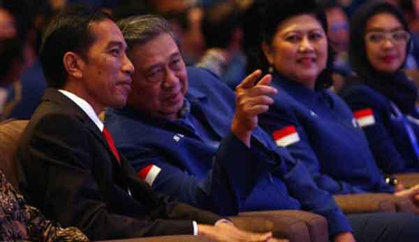 Jawab Tudingan SBY, Jokowi Sebut Netralitas TNI, Polri, dan BIN Mutlak